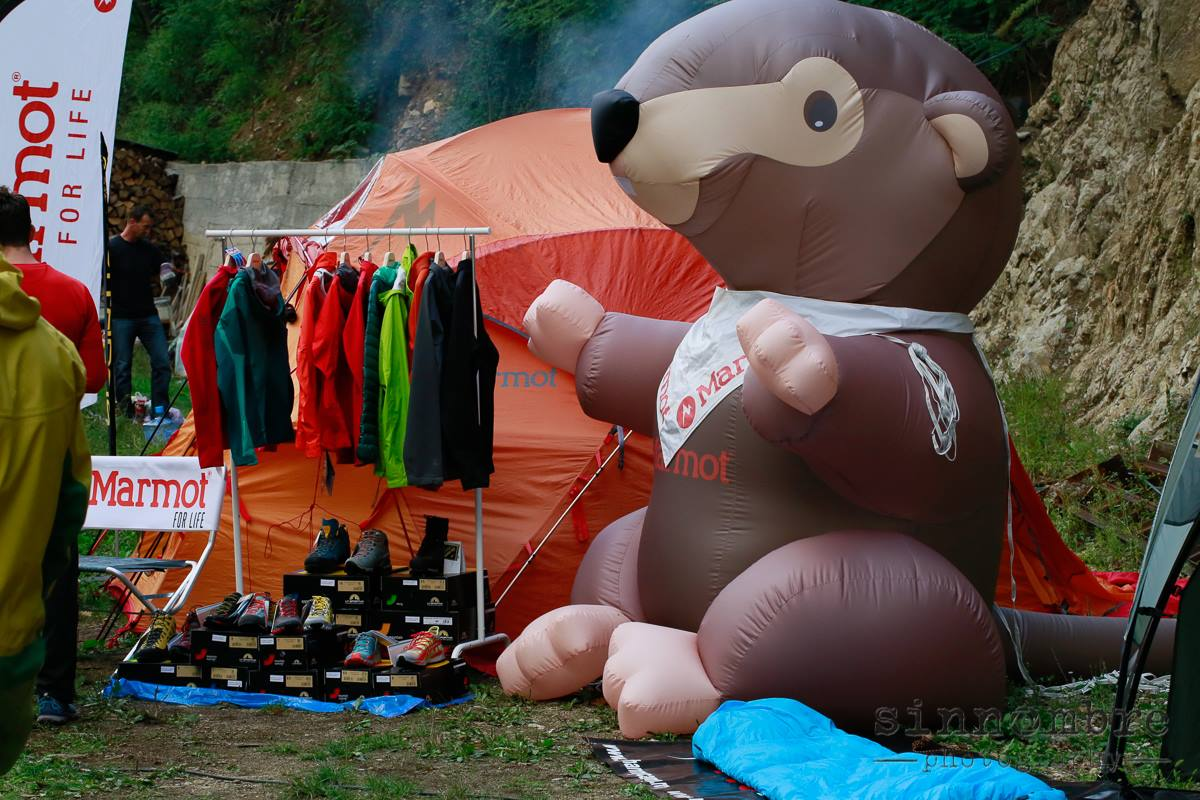 Marmot - one of our sponsors