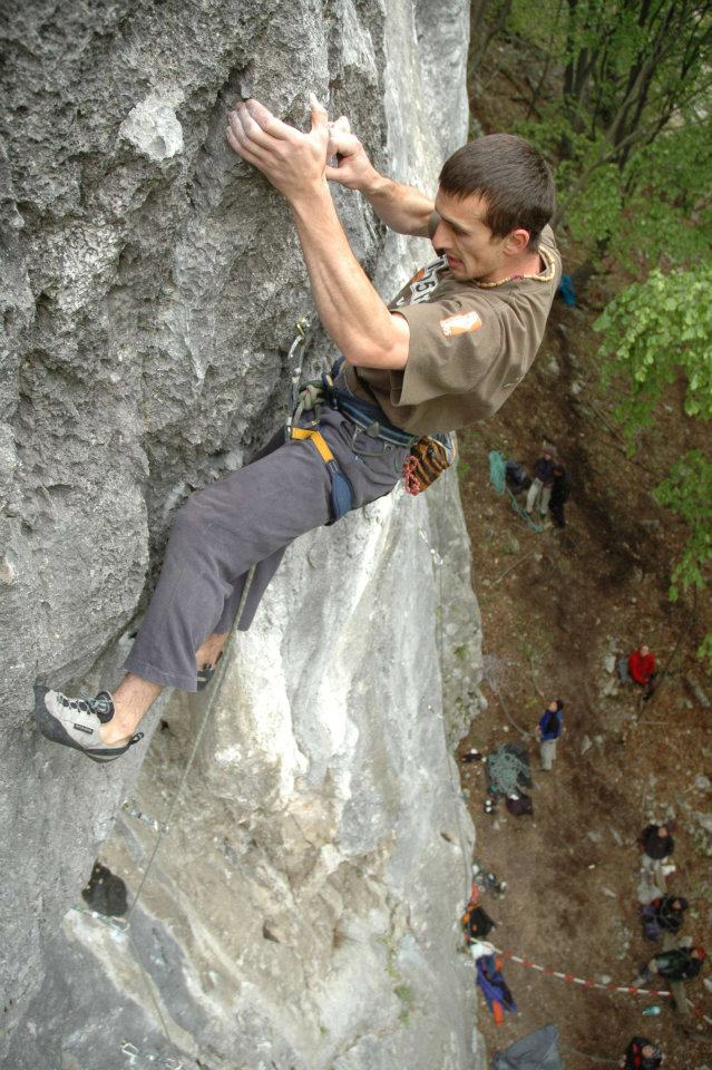 Florin Daneliuc in Regles must be regles - 7b+
